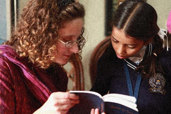 sharing scripture